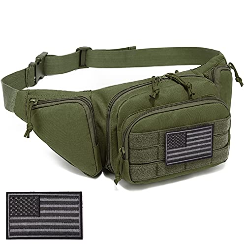 Concealed Carry Pistol Pouch - Tactical Fanny Pack...