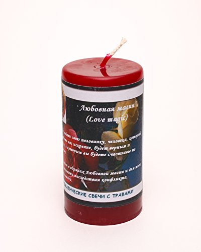 Liebe Magie Wicca Pagan Candle - Programm
