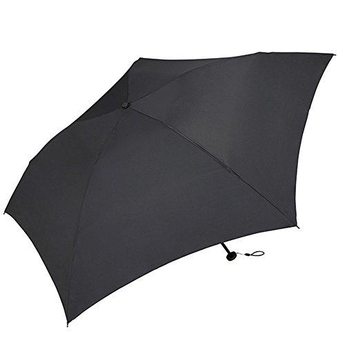 ワールドパーティー(Wpc.) 雨傘 折りたたみ傘  ブラック 黒  50cm  レディース メンズ ユニセックス 超軽量...