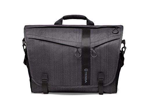 Tenba Messenger DNA 15 Camera and Laptop Bag - Graphite (638-381)