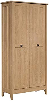 August Hill Engineered Wood Storage Cabinet