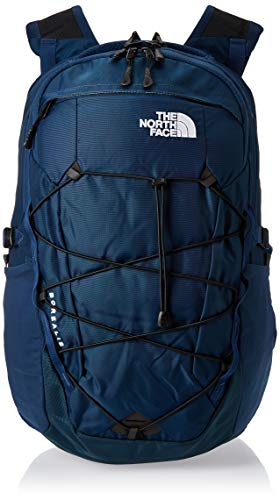The North Face Borealis Mochila, Color Blue Wing Teal/TNF Negro, tamaño 0