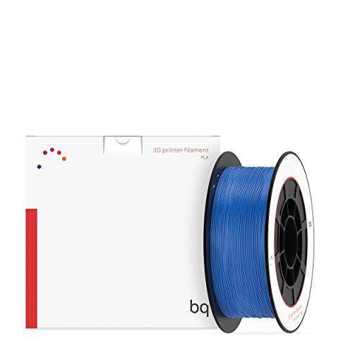 bq 05BQFIL029 - Bobina PLA 1,75mm, 1Kg, Rosso