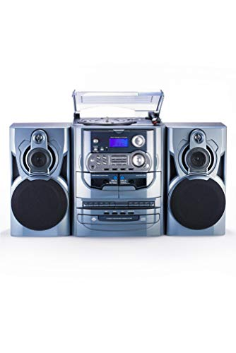 Amazing Sound Midi Hi-Fi System Multi CD Player Built-in turntable Home System