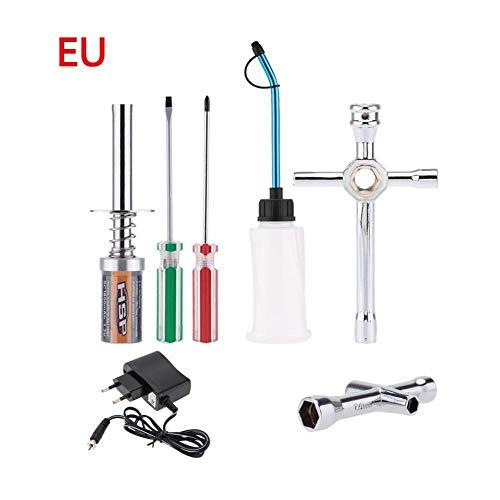 Elektrostartsystem Starter Kit Zünder Für Nitro Automodell Methanol Öl Chic Auto Zündsatz Für Hsp 80141 Home Täglich Gebrauch Produkt