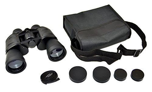 Sniper BC8X40EB Fernglas mit Gurt und Tragetasche, 8 x 40 mm