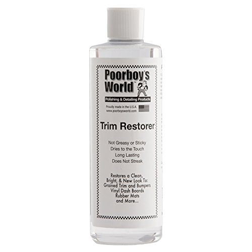Poor Boy 's World TR16 Trim reparador, número 1