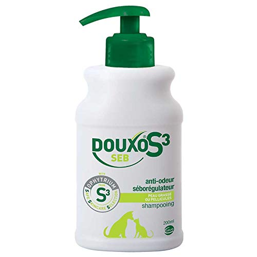 Ceva Douxos3 SEB - Champú antiolor (200 ml)