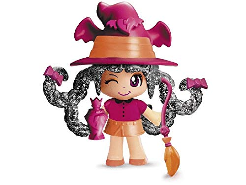 Pinypon - Figura Brujita Corazones (Famosa 700015651)