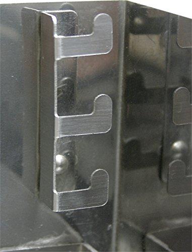 41GZv2g6HkL - Esbit Klappbarer Koffergrill BBQ-Box