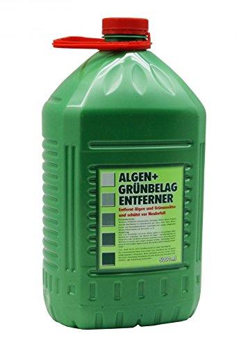 Algen- und Grünbelagentferner 5l