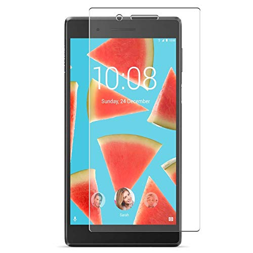 Vaxson 4-Pack Screen Protector, compatible with Lenovo Tab4 7 TB-7304 Essential 7' Tab 4, TPU Guard Film Protectors [ NOT Tempered Glass ]