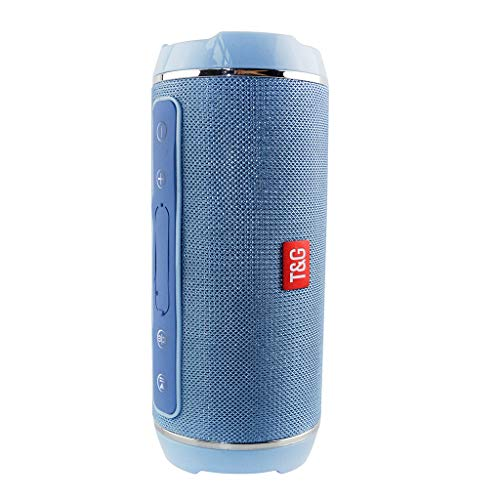 Dreamyam TG 116 Tragbare Bluetooth-Lautsprecher Tragbare drahtlose Lautsprecher Player USB-Radio FM MP3 Stereo Musik Sound Schweißfest Outdoor Indoor Freisprecheinrichtung Lautsprecher Box