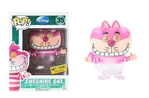 Funko Pop 2014 Disney CHESHIRE CAT #35 HOT TOPIC EXC Vinly Figure IN STOCK by Funko