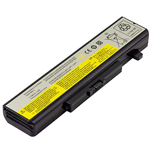 Battpit Laptop Battery Replacement for Lenovo Essential B580 4377-A7G B590 6274-28G 6274-24G G480 Series G480-ISE B480G-ITH B580 Rafael IdeaPad Y485 Series Notebook Batteries 11.1V 4400 mAh / 49Wh