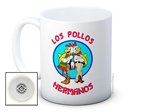 Los Pollos Hermanos - Breaking Bad - Hochwertige Keramik Kaffeetasse