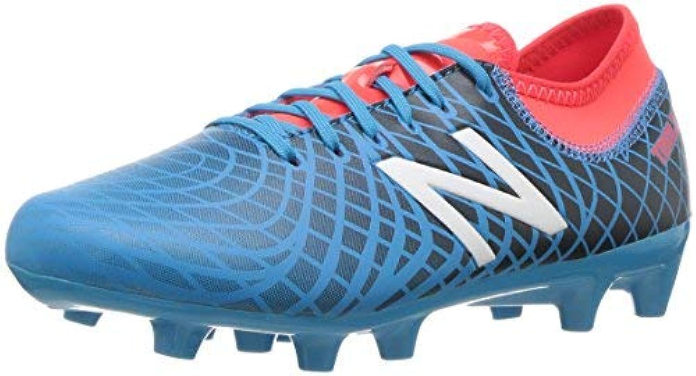 New Balance Boys' Tekela V1 Soccer Shoe Polaris 12.5 M US Little Kid [並行輸入品]