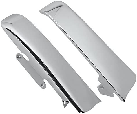 V-Factor 26316 Black Super-cheap Cheap bargain Fender Saddlebag Panels For Filler Twin Big