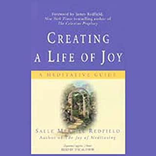 Creating a Life of Joy audiobook cover art