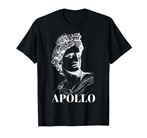Apollo Greek Mythology - Ancient Greece Greek Gods T-Shirt