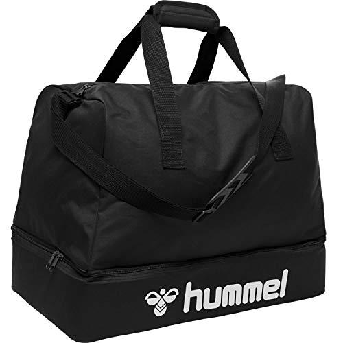 hummel CORE Football Bag Rucksack, Black, L