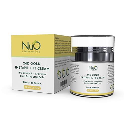 24k Gold Cream - Face Lifting & Firming Wrinkle Cream | Anti Wrinkle Cream for Women & Men | Firms &...