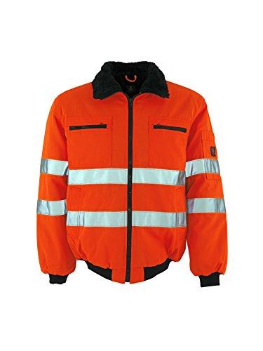 Mascot Alaska Pilot Jacke 4XL, orange, 00516-660-14
