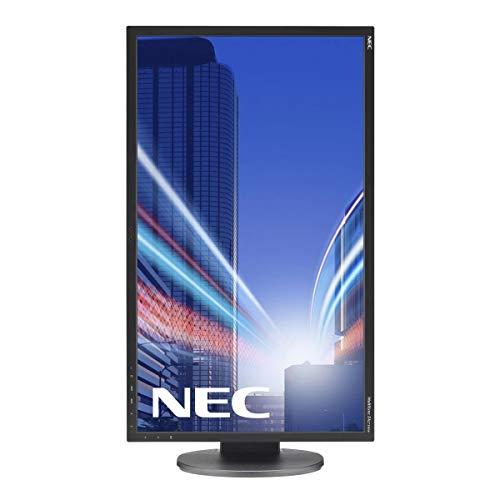 """Nec EA24AWMI-BK - Monitor LED de 24.1"""", Negro"""