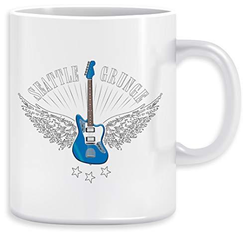 Seattle Grunge Taza Ceramic Mug Cup