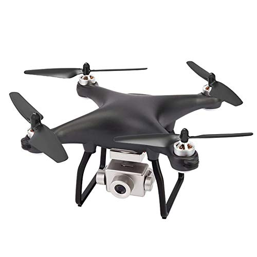 QSs- Mini Drone Pocket Quad Copter ,Brushless Motor Remote Control,3-Axis Self Stabilizing Gimbal,One Key Take Off/Landing/Returnheadless Mode,3D Flips,Altitude Hold, Follow Me