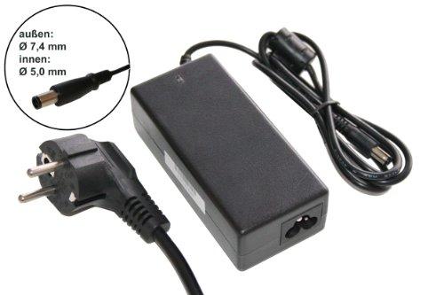 vhbw Alimentatore Caricabatterie 131W Compatibile con dell Inspiron 600M, 630m, 6400, 640m, 700m, 710m, 8500 Notebook, Laptop