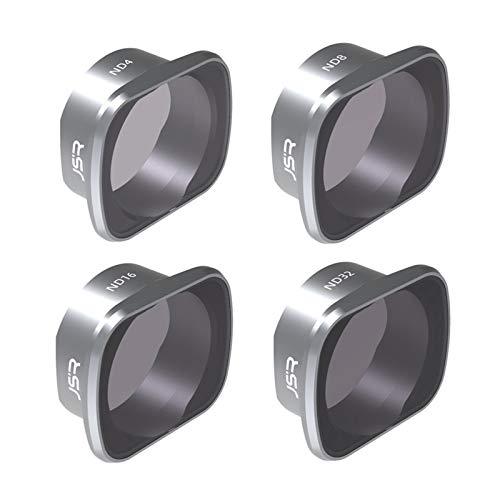 KESOTO Filtri per Lenti ND16 di qualità Adatti per Accessori per Fotocamere Combo DJI FPV