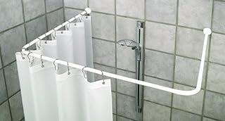 Suchergebnis auf Amazon.de für: duschvorhangstange u form