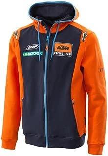 KTM REPLICA TEAM ZIP HOODIE SMALL 3PW1854002