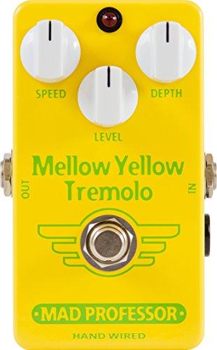 Mad Professor マッドプロフェッサー エフェクター Hand-Wired Series トレモロ Mellow Yellow Tremolo HW ...