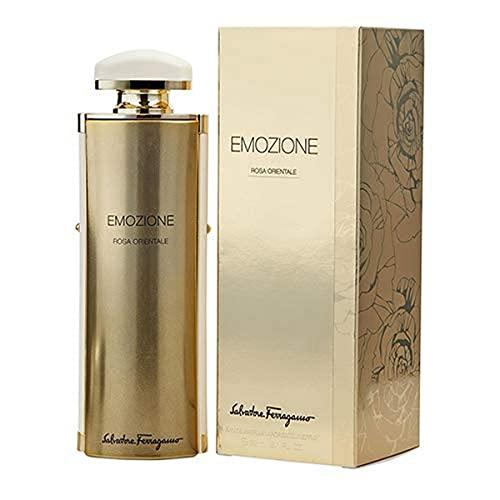 Salvatore Ferragamo Emozione Rosa Orientale by EAU De Parfum Spray 3.1 oz / 92 ml (Women)
