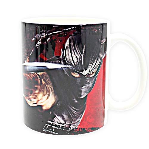 NINJA GAIDEN - Mug - 320 ml - Ryu Hayabusa - subli - with boxx2