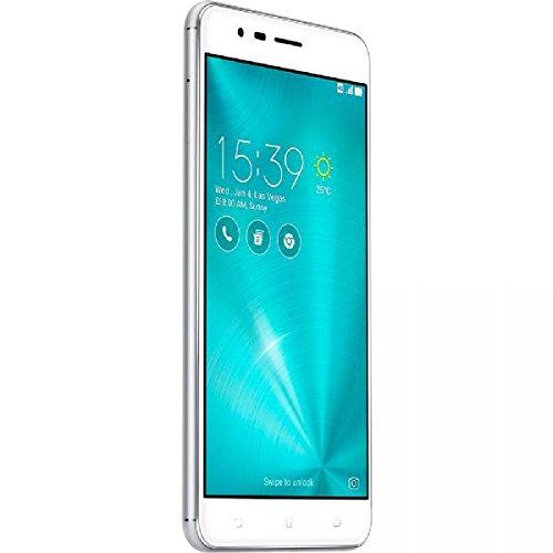 Smartphone Asus Zenfone 3 Zoom, Prata, ZE553KL, Tela de 5.5 , 32GB, 12MP