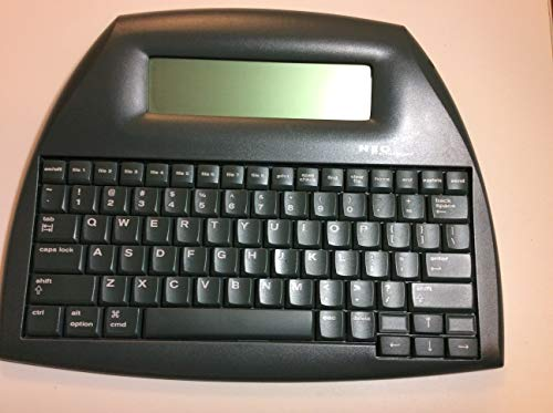 Alphasmart Neo Handheld Word Processor with Full Size Keyboard, Calculator