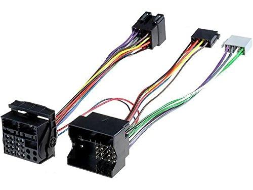 Cable adaptador ISO Parrot Manos libres para BMW