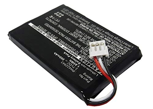 subtel® Ersatzakku PH422943 für Philips S9A, S9A/34, S9A/38, S9H, Gr&ig D780, D780A, 500mAh Akku, wiederaufladbare Batterie