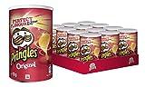 Pringles Original 70 Gr – Cassa da 12 tubi