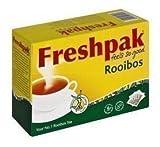 Freshpak Rooibos Tea - 80 Tea Bags (2 Pack 160 bags)