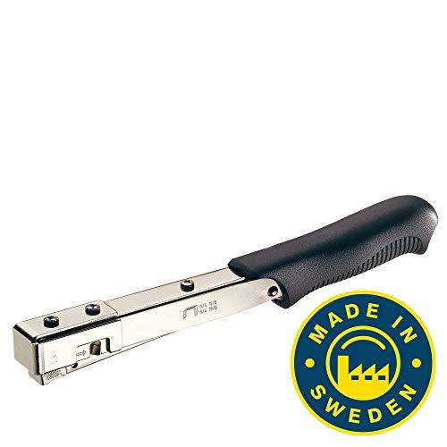 Rapid PRO Hammertacker R19, Leicht und Kompakt, Stahlkonstruktion, für Klammern 4-6 mm
