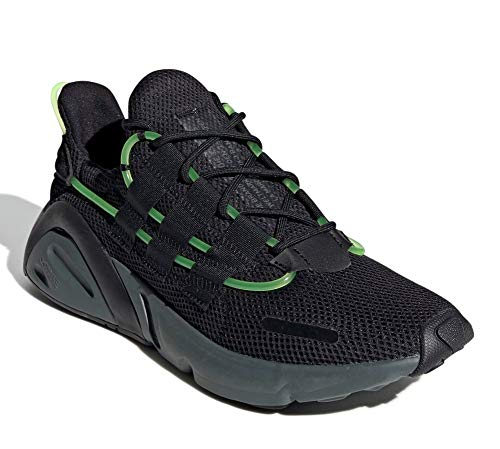 adidas Mens Lxcon Lace Up Sneakers Shoes Casual - Black - Size 9 D
