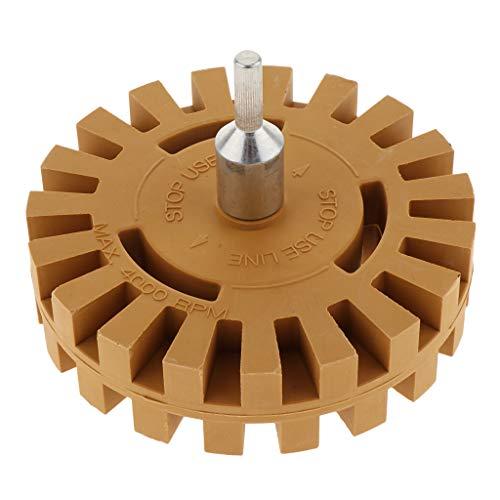 Pneumatisches Radierscheibe Lack-Radierer Radier-Aufsatz für Bohrmaschine