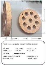 XFC-KT, Paneles de cerámica de Panal de Infrarrojos Infrarrojos de 112 mm, Chips sinterizados de Ahorro de energía, Estufas, Paneles de combustión, Paneles Perforados refractarios