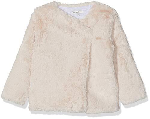Noppies Baby-Mädchen G Cardigan ls Corona Strickjacke, Rosa (Peach Blush P199), (Herstellergröße: 56)