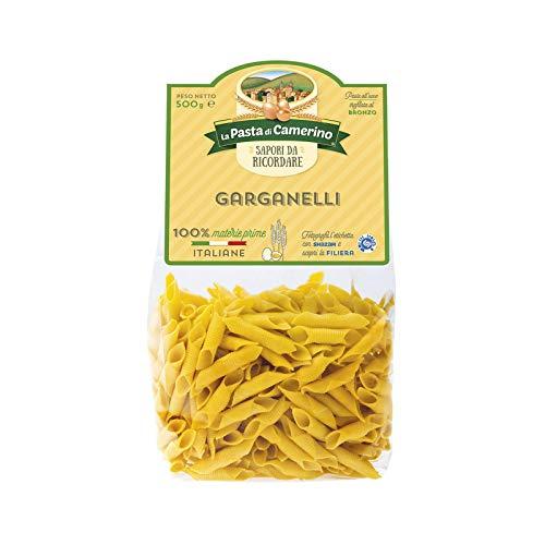 LA PASTA DI CAMERINO GARGANELLI-EI GR.500