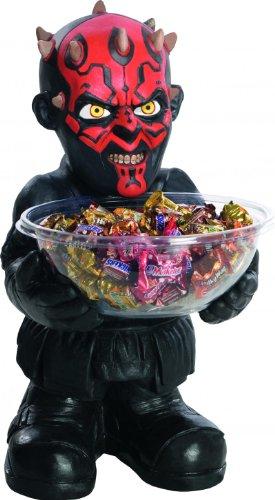 Deguisement-discount - Pot à bonbons darth maul